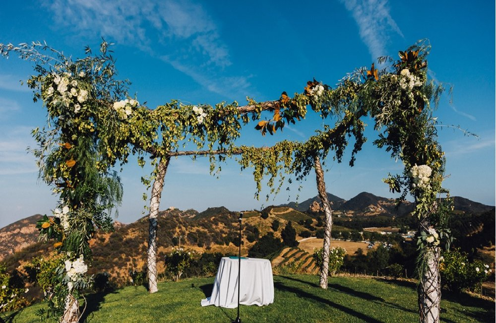 Saddlerock Wedding