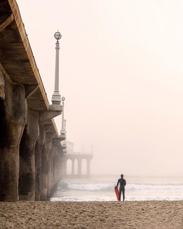 decisions, decisions...love it when the fog rolls in