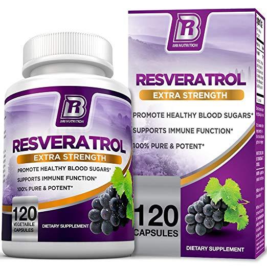 BRI Nutrition Resveratrol