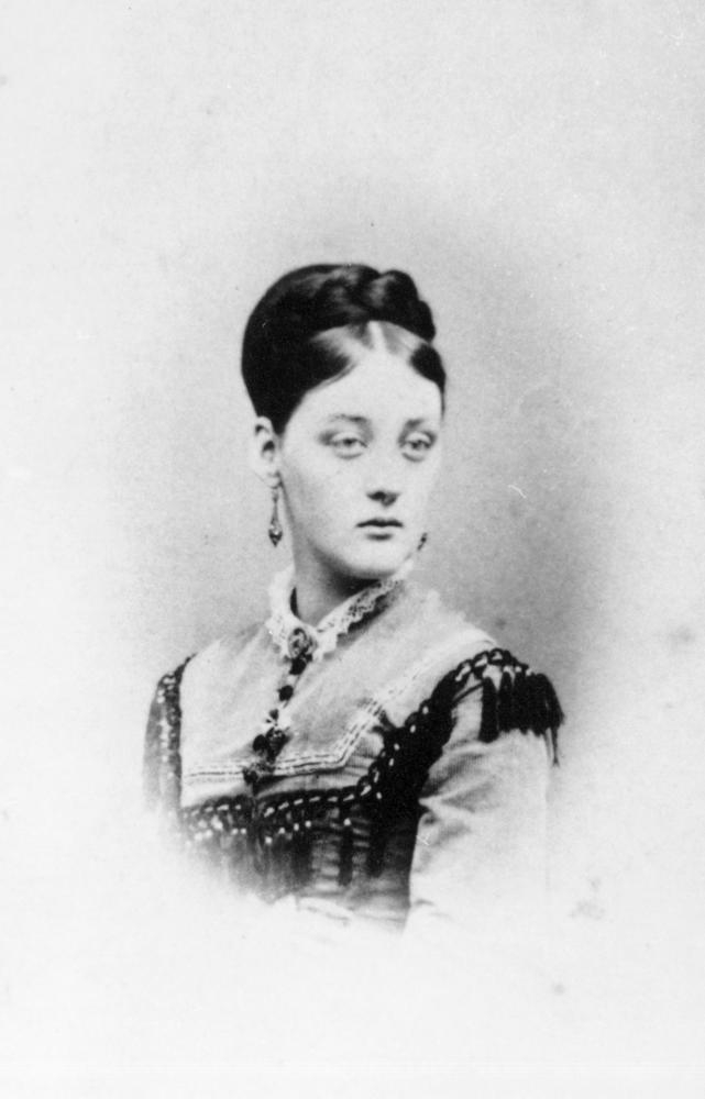 Rosa Caroline Praed –  early photograph