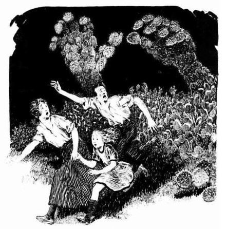 ' The Invasion of Australia ' cartoon published in  The Sydney Mail , 28 February 1923