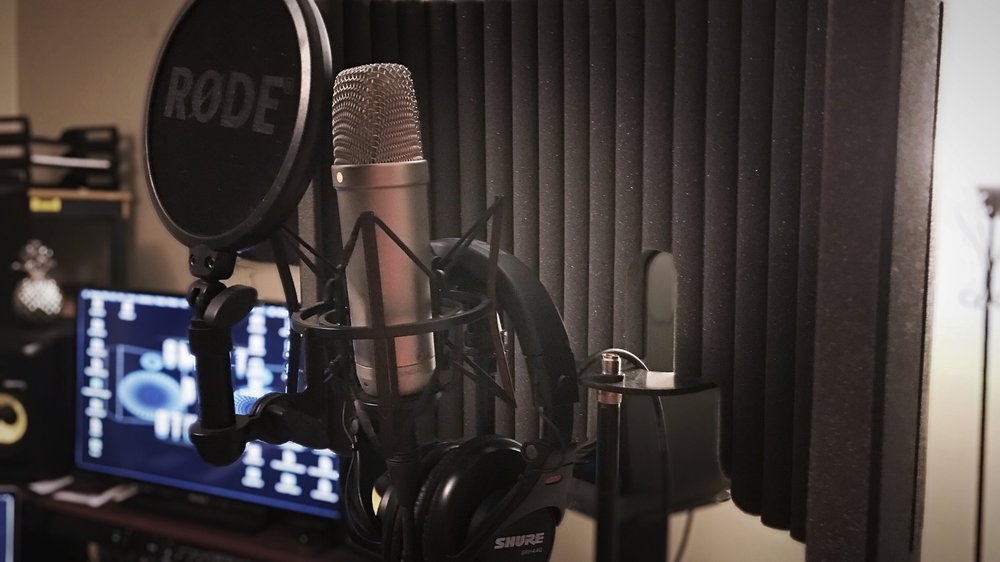 Smart Boy Studios - Microphone NT-1A.jpg