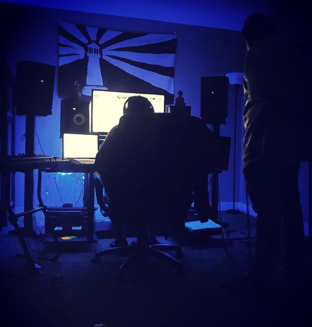 Smart Boy Studios - Ash Matthews - Control Room - Producer - Mixing - Cheap Recording.jpg
