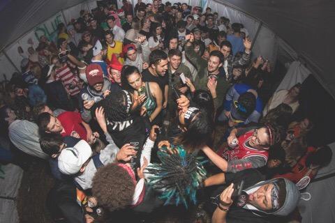 Rap Concert at Miami U