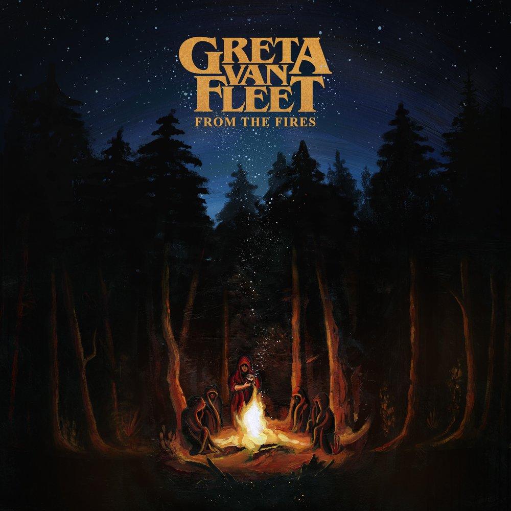 26. Greta Van Fleet - From The Fires
