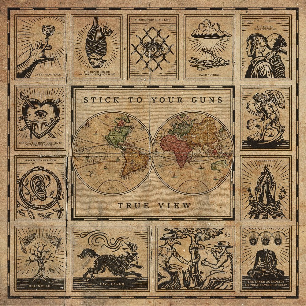 25. Stick To Your Guns - True View