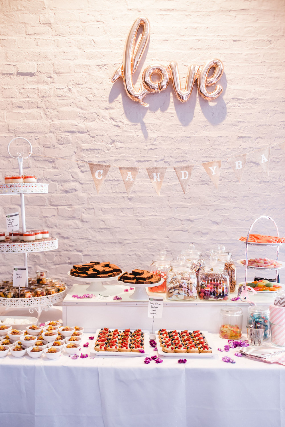 Events Beyond Event Planning | NYC Candy Bar | Sweets and Treats Display | Candy Bar | Dessert Tables | Candy Buffet | Cake | Dessert | Candy| Wedding Favors | Love Sweet Love | Courtney Kern |NYC Boutique Event Planning | Wedding Planning | Event Design | Creative Consulting Firm |