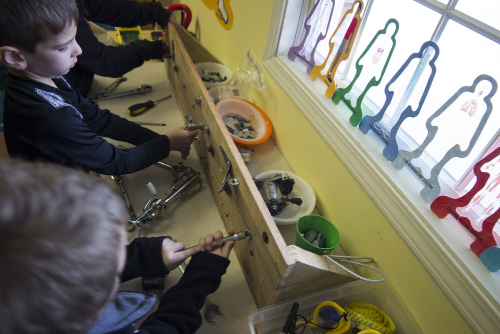 Science and Discovery Learning Madison Ohio Childcare