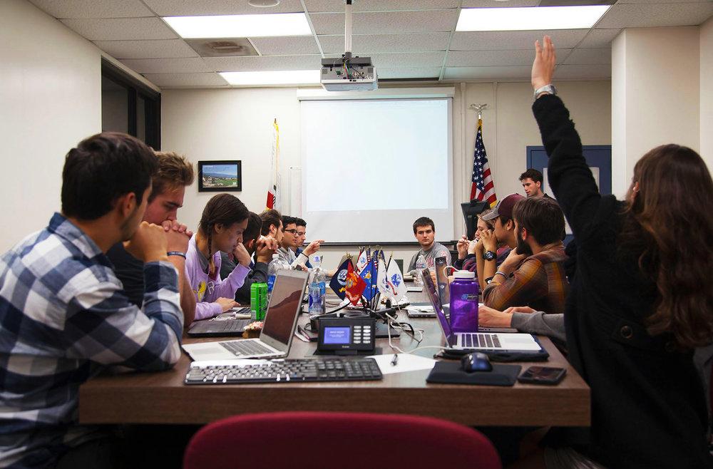 SBCC ASG Student Senate