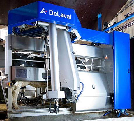 delaval voluntary milking system vms™