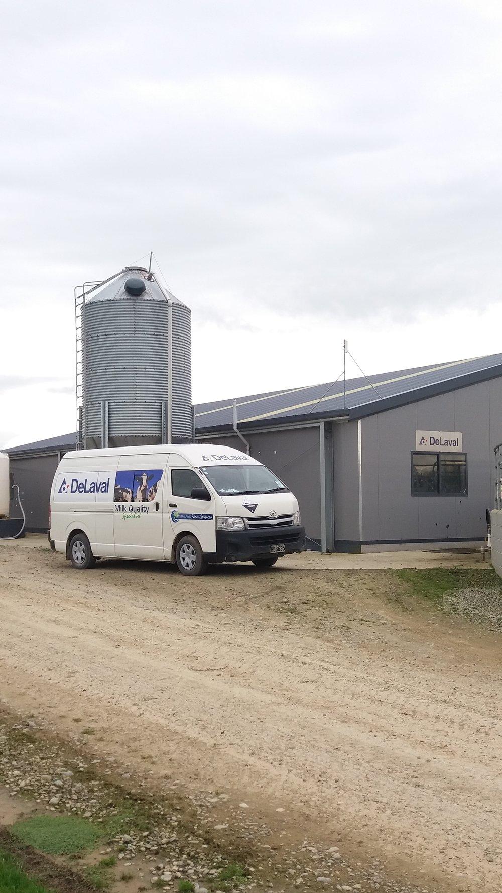 van at dairy shed.jpg