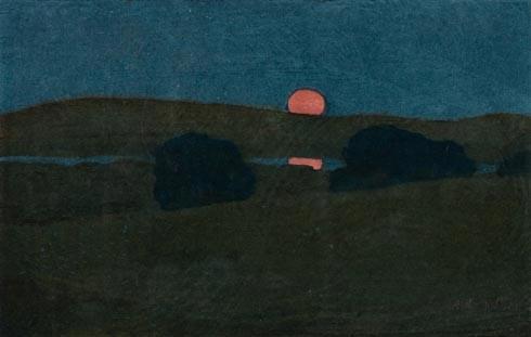 Arthur_Wesley_Dow-_August_Moon,_1905