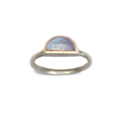Tomorrow Moonstone Ring