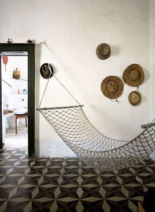 tile-floor-indoor-hammock-remodelista