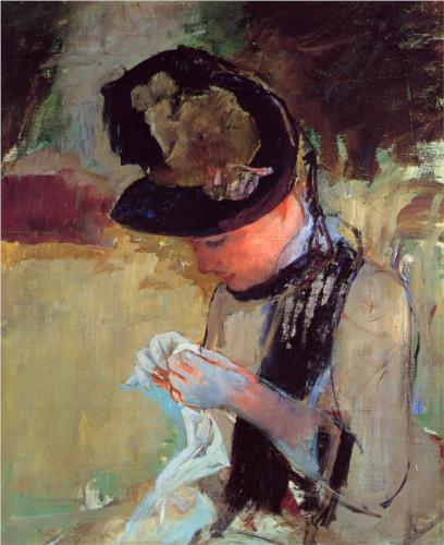 young-woman-sewing-in-the-garden-1886.jpg!Blog