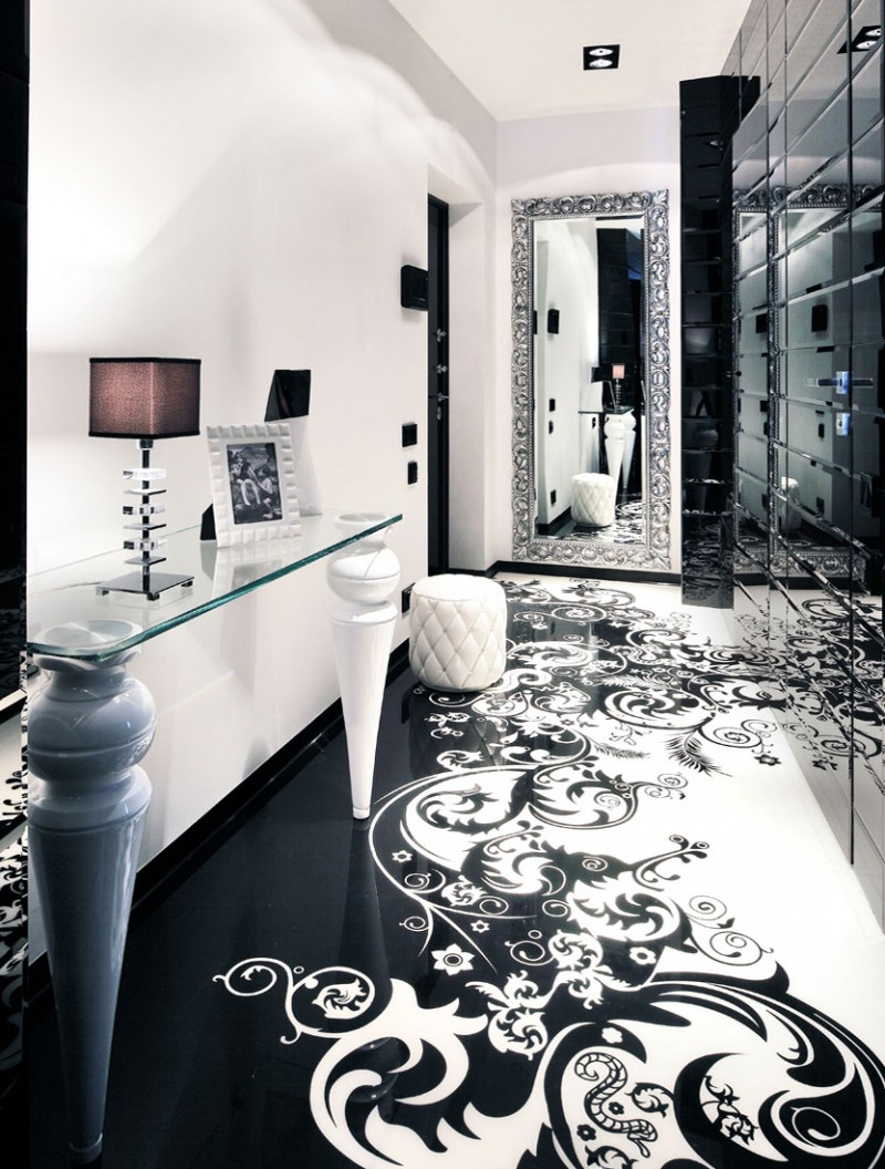 black-and-white-apartment-design