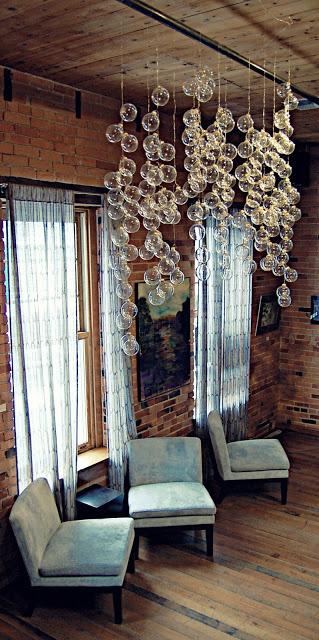 bubble chandelier2