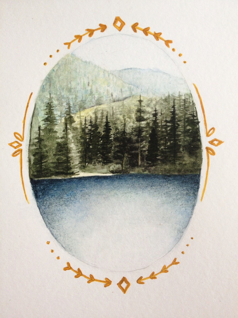 emily wolfenden watercolor