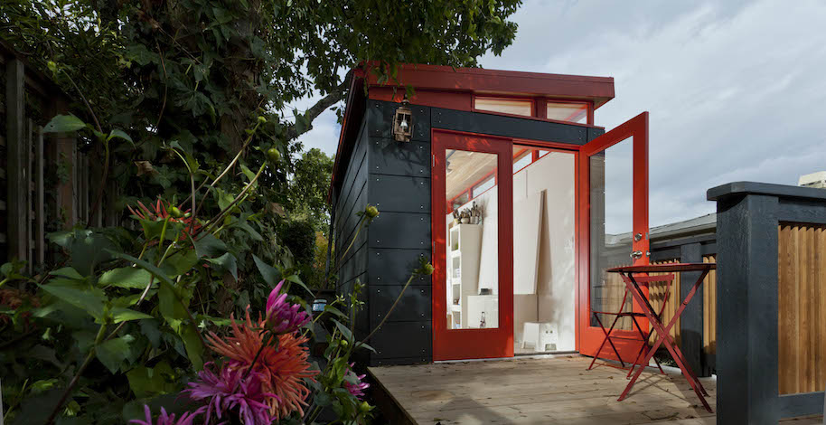 red_modern_shed_art_studio