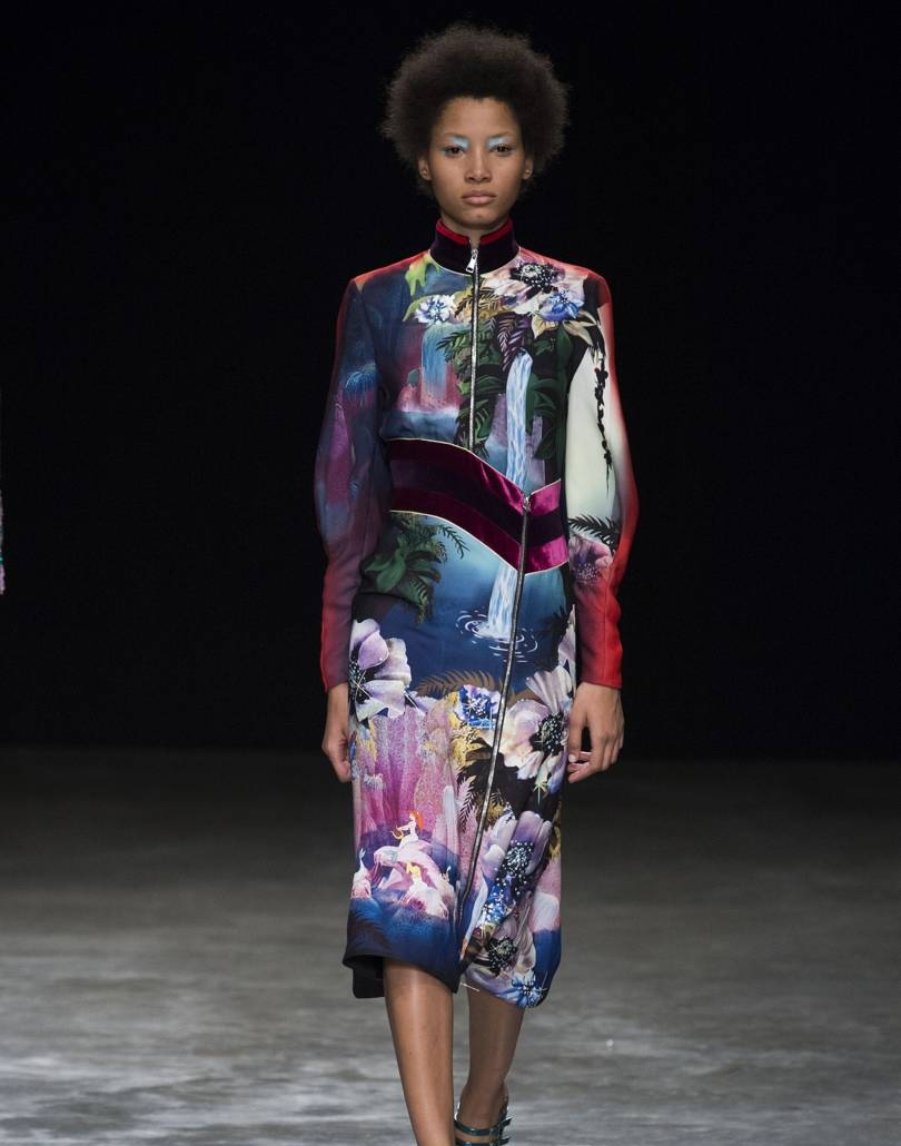Mary katrantzou autumn/winter 2017 ready to wear collection