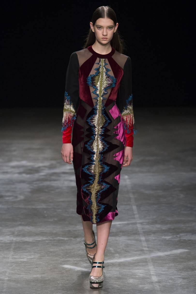 Mary katrantzou autumn/winter 2017 ready to wear
