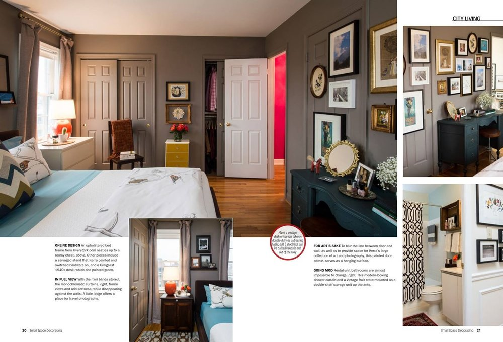 Favorit Hey! Apt Envy is in a magazine! — apartment envy TJ84