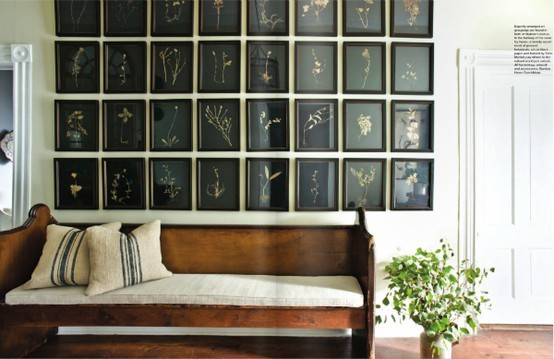 gallery wall inspiration frames art wall photography