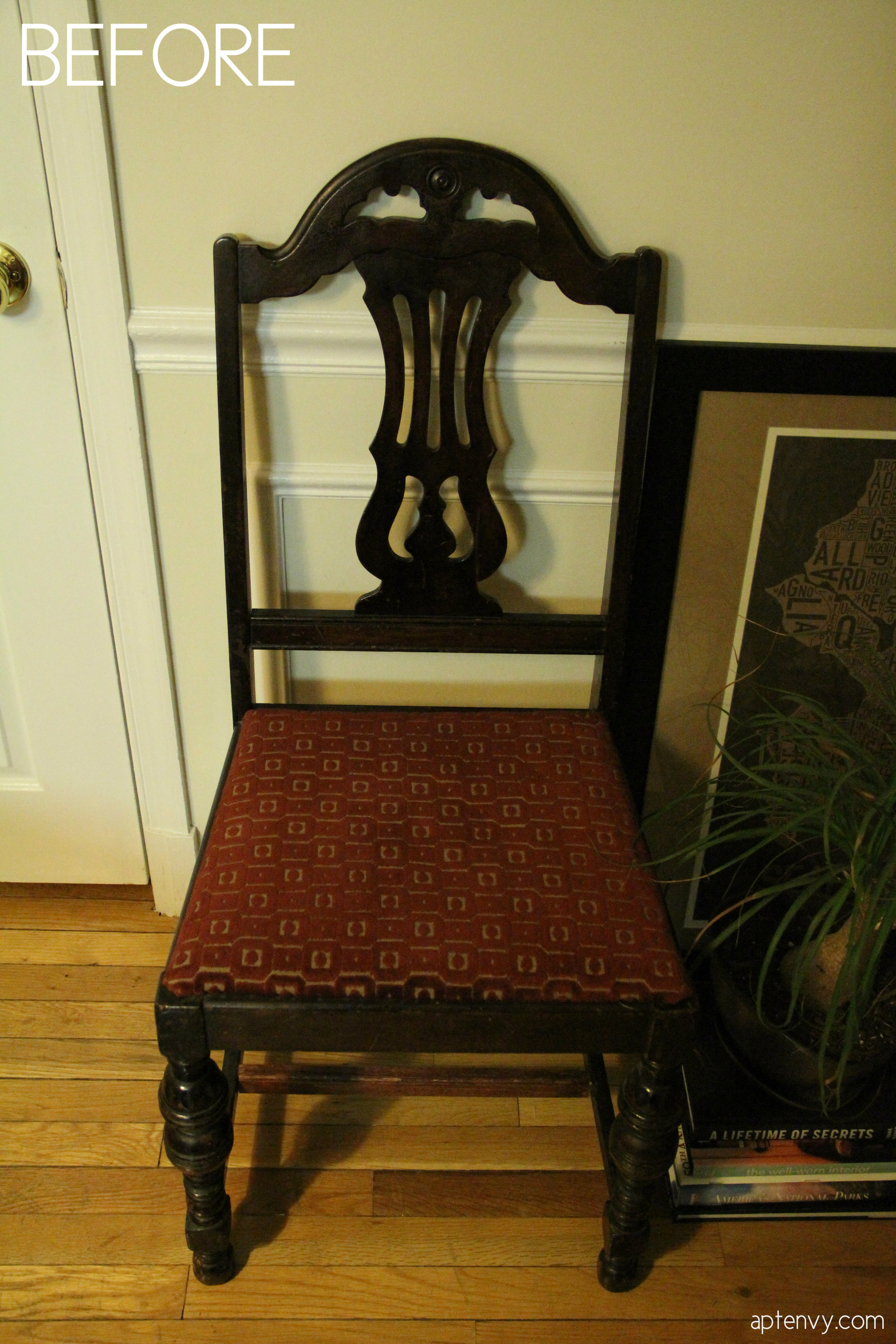 DINING CHAIR - BEFORE