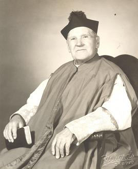 Right Reverend Monsignor Lucyan Bojnowski Immigrant Heritage Hall Of Fame