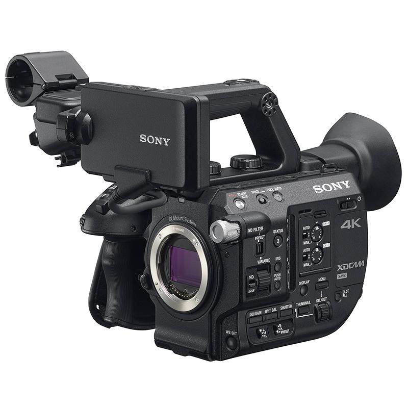 Sony FS5 w/ RAW upgrade