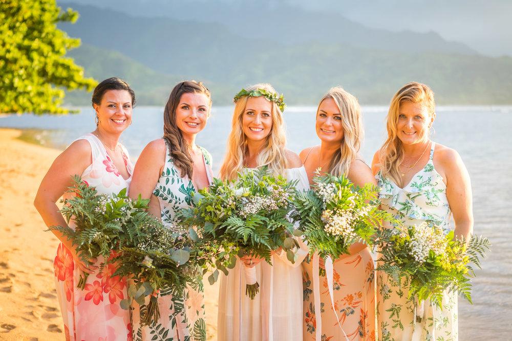 Copy of Kauai Beach Wedding Photograph-4