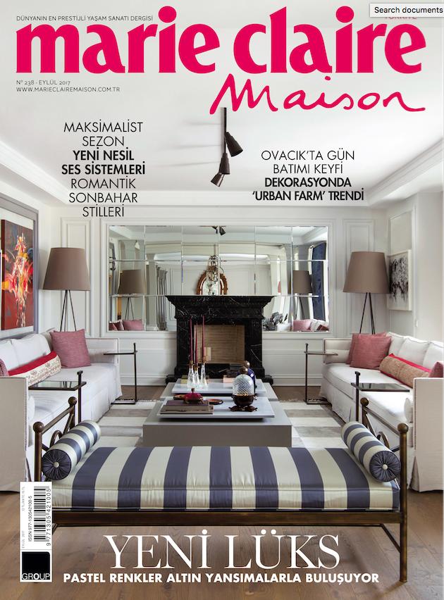 Marie Claire Maison sep 2017