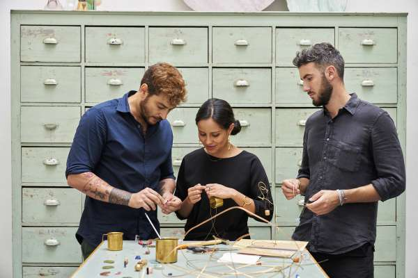 Numeroventi residence - Workshop for Alange soehne during my residence at Numeroventihttps://monocle.com/gallery/magazine/108/q-and-a-martino-di-napoli-rampolla/4/