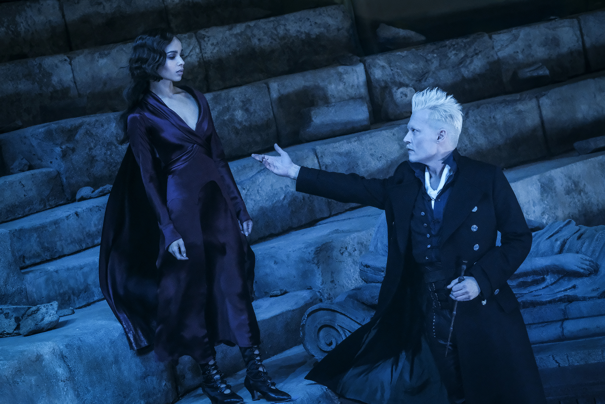 The Crimes Of Grindelwald Despises Harry Potter Canon Cate Young