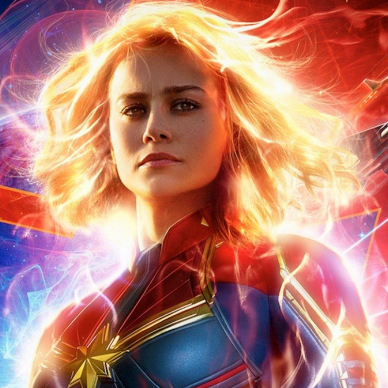Captain Marvel  Pulls Off Charm But Carries the Baggage of the MCU Universe