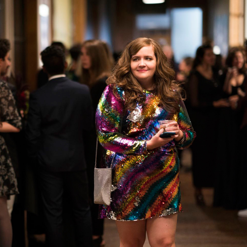 Shrill  Expands Television's Treatment of Fatphobia and Body Image