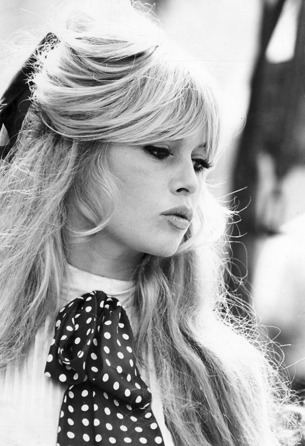brigitte bardot hair style brigitte bardot makeup the lowdown 5235
