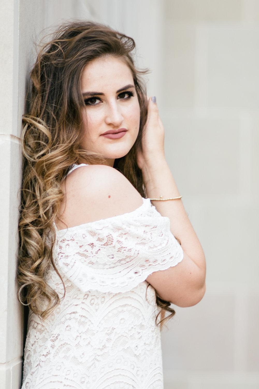 aggie senior girl 2017
