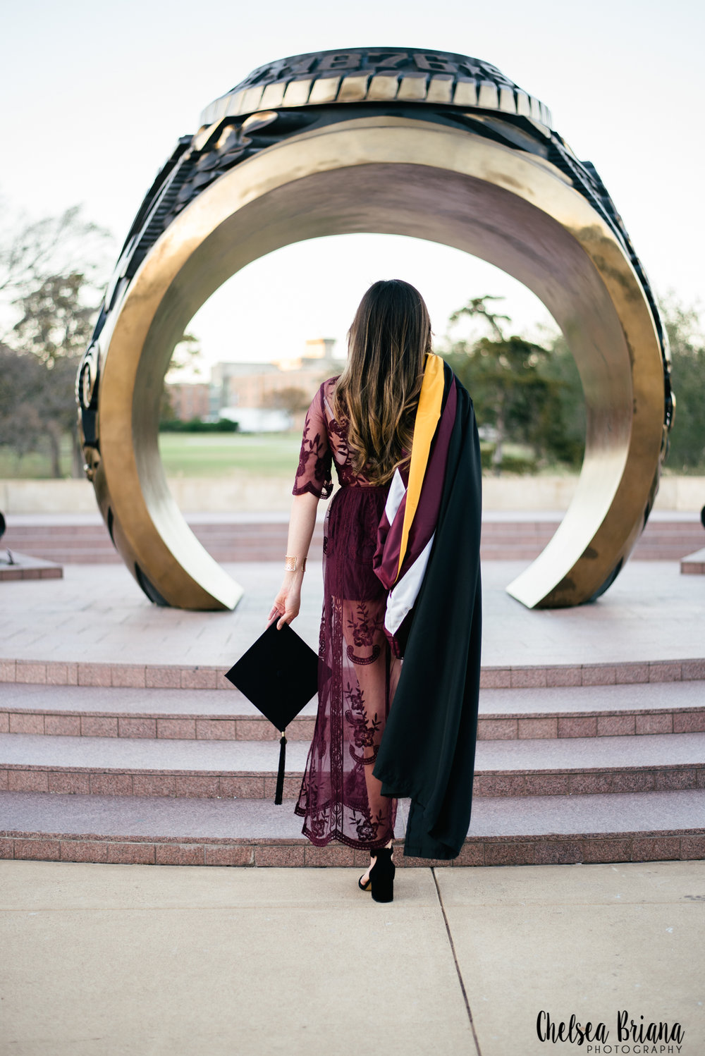 Texas A&M senior