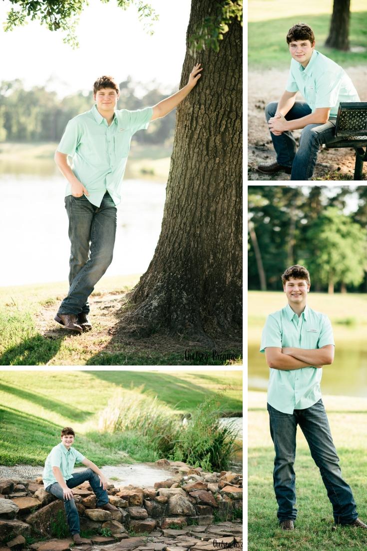 Houston Senior Photographer