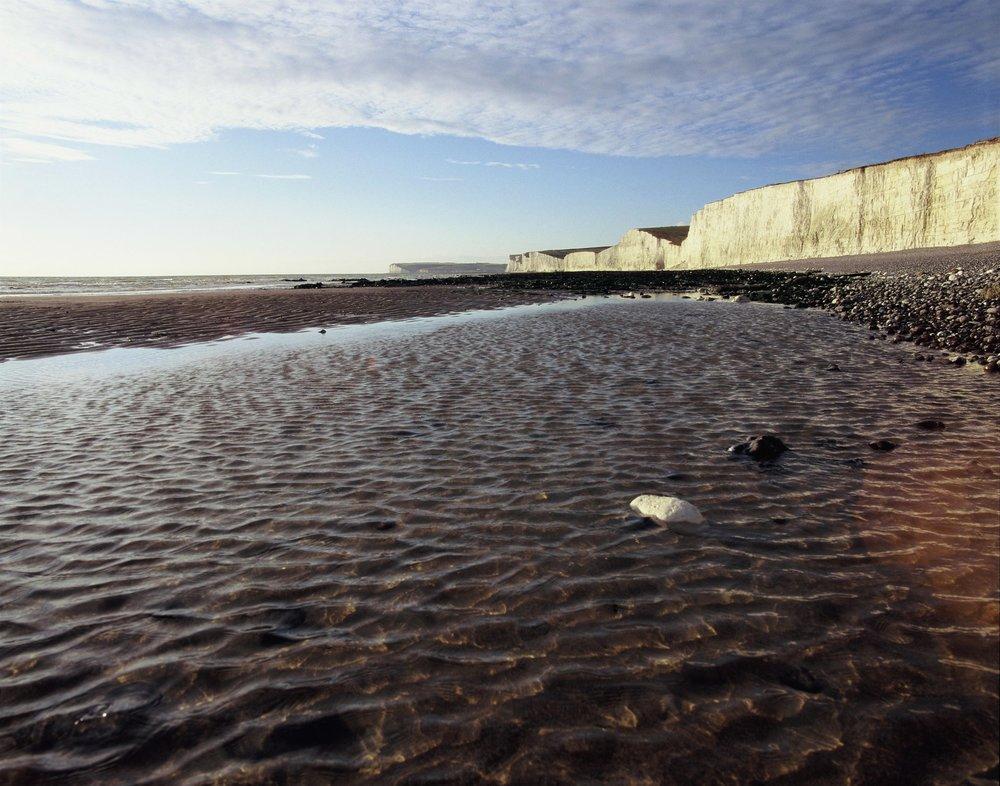 Cliffs near Brighton