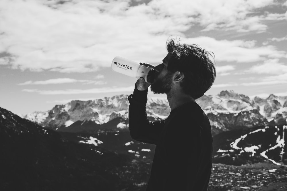 3. Stay Hydrated! -