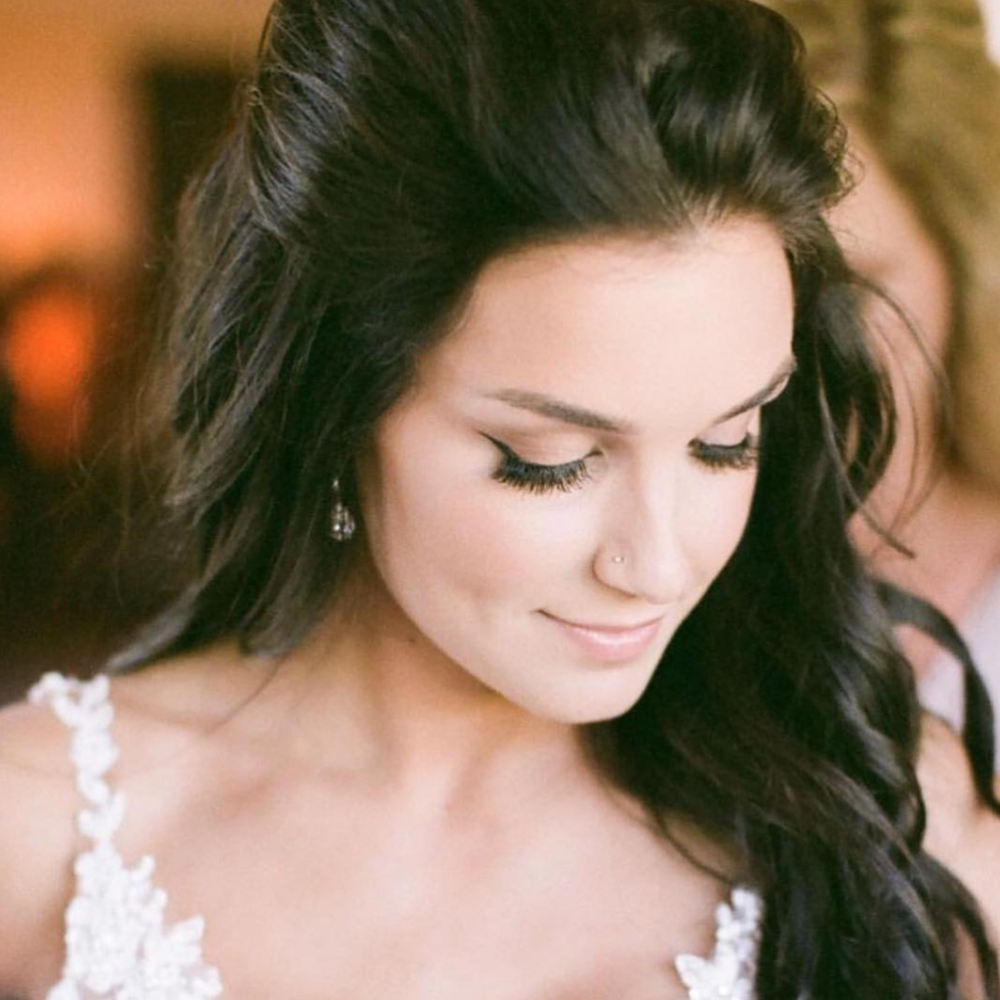 BRIDAL  - Whether it is your special day, or your bridal party wants to get some glamorous treatment as well, each service caters to what you envision on your dream day.