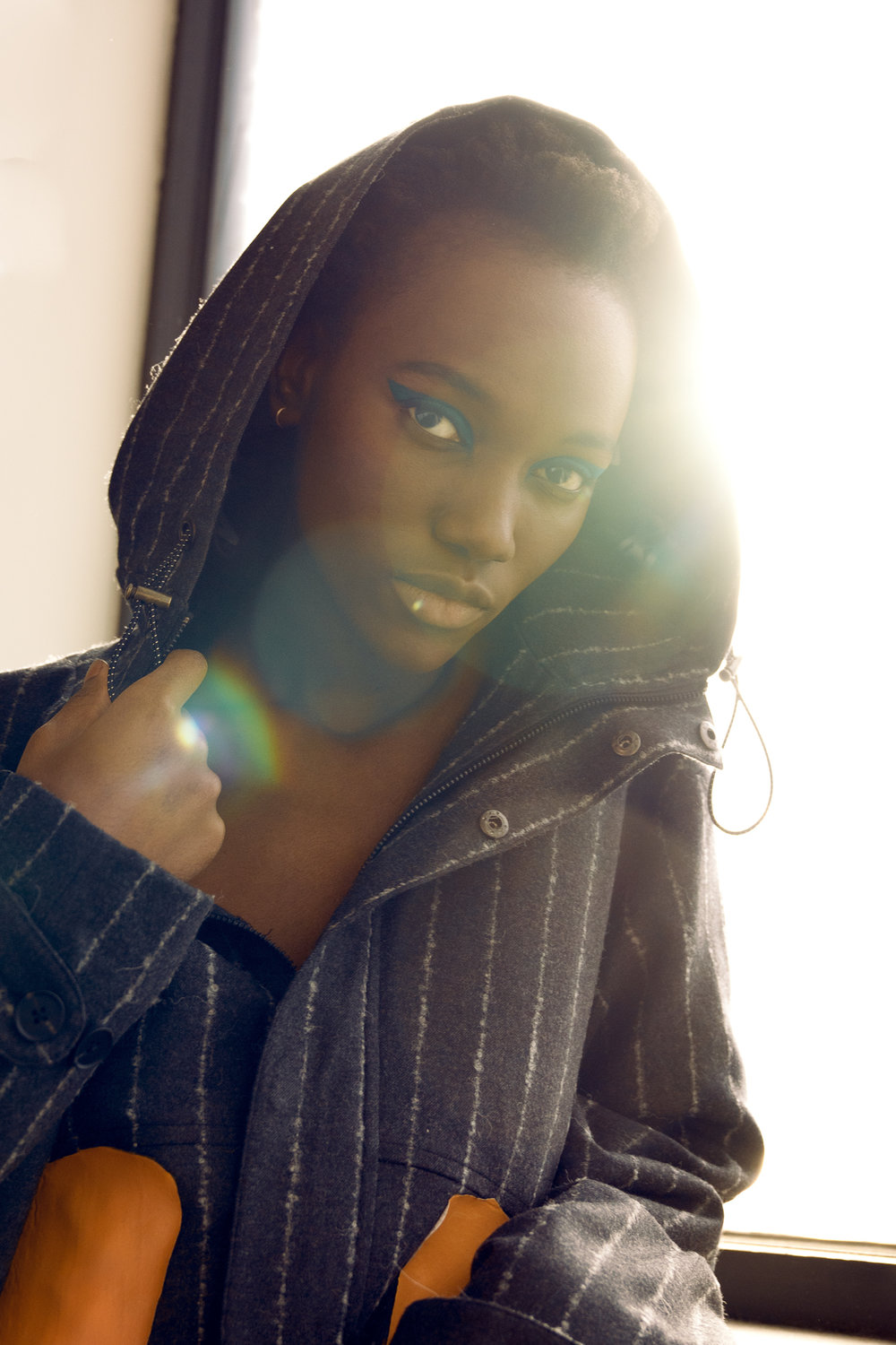 Herieth Paul, the new face of Maybelline.