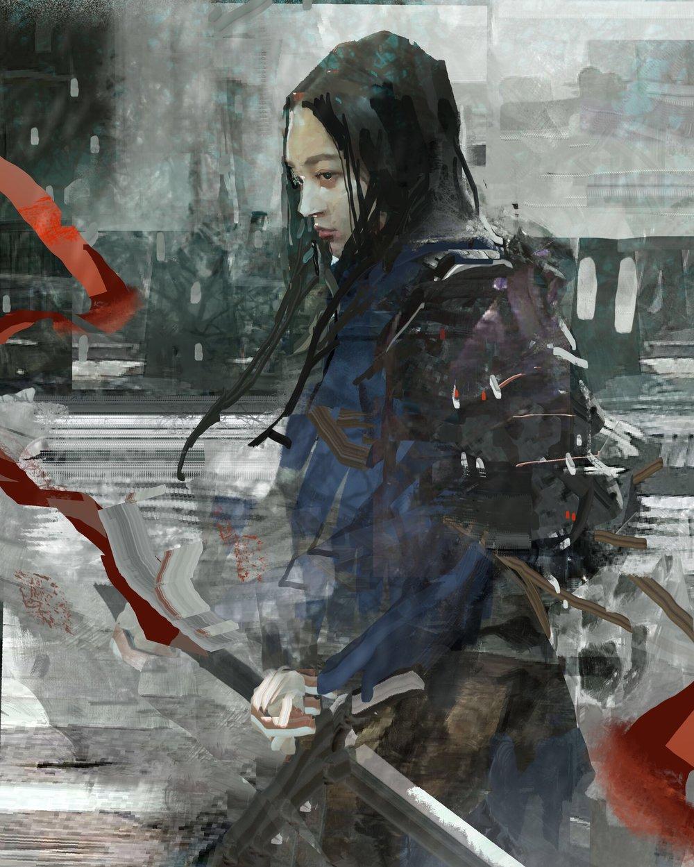 Art by:  Entei Ryu