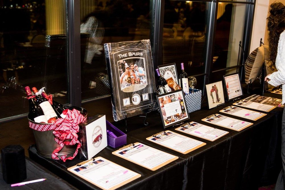 Silent Auction with Amazing items