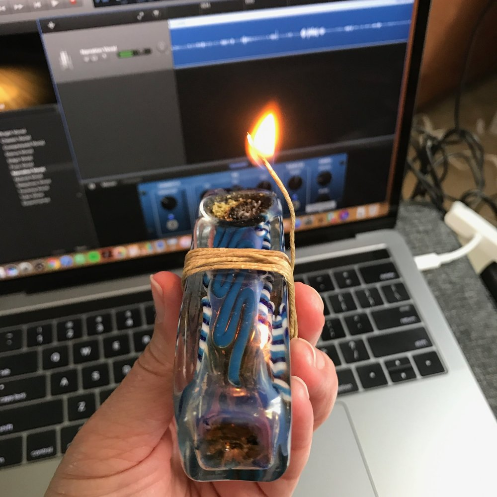 All-Natural Lighter