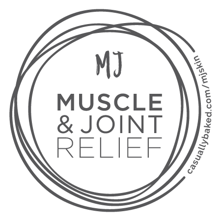 MJ Relief is our first product release. It's the same great muscle rub formulation we've been batch producing as CB Muscle Rub. But now it's in a convenient, child-resistant tube. - With our functional tube design you can avoid messy mishaps, over-using, and contamination from