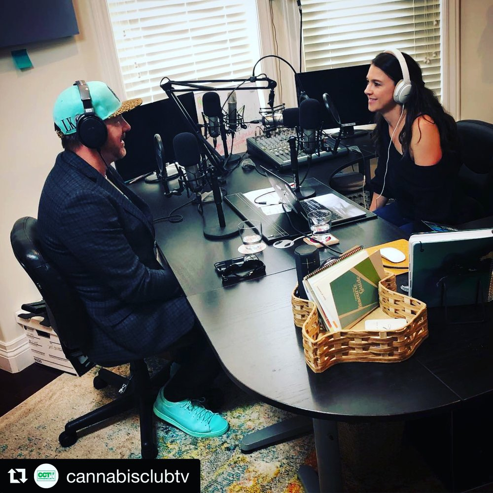 Cannabis Club TV at Casually Baked Studio.JPG