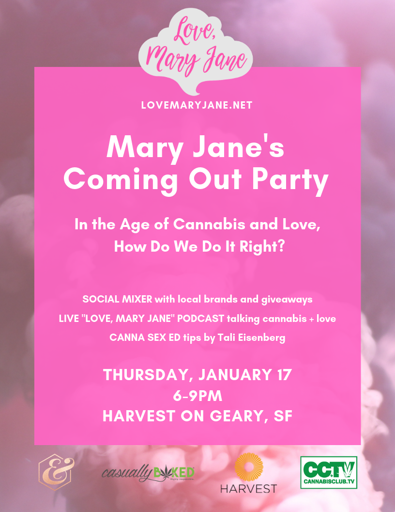 Mary Jane's Coming Out Party